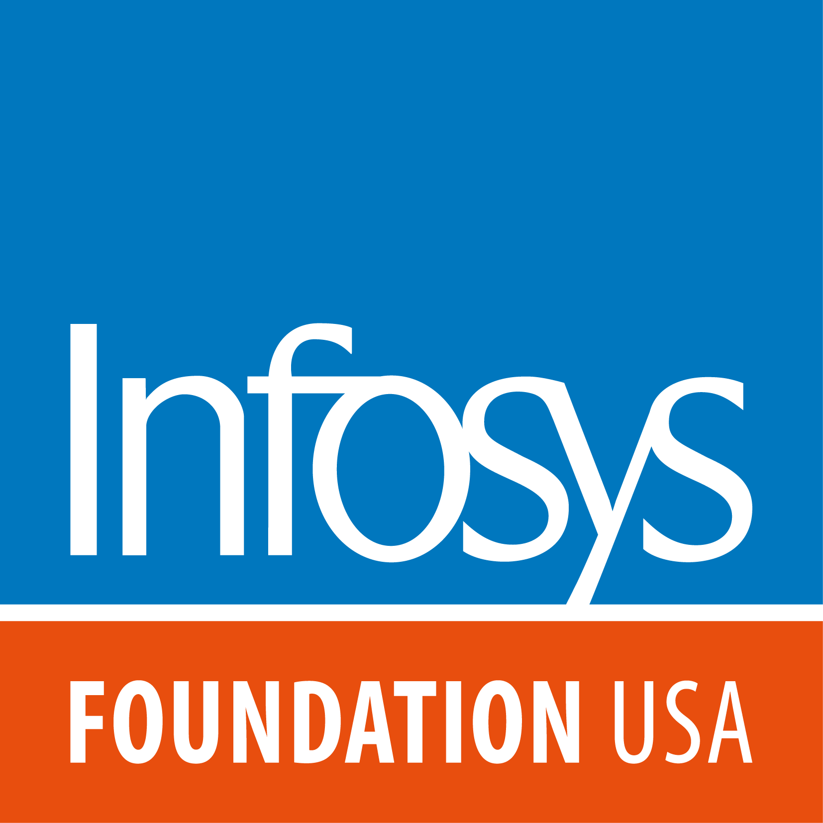 Infosys Foundation USA Logo
